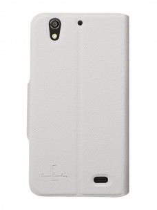 Pierre Cardin for Hua G630 white (back)