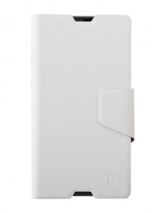 Pierre Cardin for Sony E3 white (front)