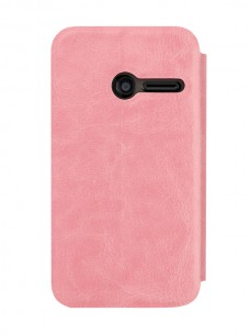 Powerfon for Vodafone First 6 pink (back)